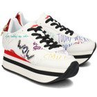 Desigual Space Bolimania - Sneakersy Damskie - 18WSKP10 1000