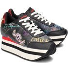 Desigual Space Bolimania - Sneakersy Damskie - 18WSKP10 2000